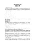 Tiêu chuẩn Việt Nam TCVN 4713:1989
