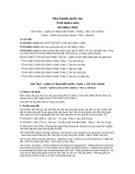 Tiêu chuẩn Quốc gia TCVN 5205-1:2013 - ISO 8566-1:2010