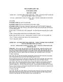 Tiêu chuẩn Quốc gia TCVN 4653-1:2009 - ISO 2597-1:2006