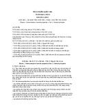 Tiêu chuẩn Quốc gia TCVN 4501-1:2014 - ISO 527-1:2012