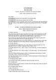 Tiêu chuẩn Quốc gia TCVN 4954:2007 - ISO 4210:1996