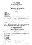 Tiêu chuẩn ngành TCN 68-159:1996
