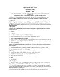 Tiêu chuẩn Việt Nam TCVN 4806:1989 - ISO 6495:1980
