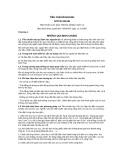 Tiêu chuẩn ngành 22 TCN 220:1995