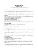 Tiêu chuẩn Việt Nam TCVN 4787:2001