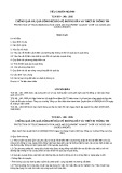 Tiêu chuẩn ngành TCN 68-140:1995