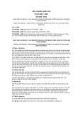 Tiêu chuẩn Quốc gia TCVN 4502:2008 - ISO 868:2003