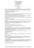 Tiêu chuẩn Việt Nam TCVN 5004:1989 - ISO 2116:1981