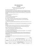 Tiêu chuẩn Việt Nam TCVN 8:1985