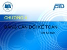 Bài giảng Kế toán tài chính III: Chương 4 - ĐH Kinh tế TP.HCM