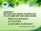 Bài giảng Kế toán tài chính I: Chương 7 - ĐH Kinh tế TP.HCM