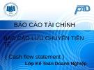 Bài giảng Kế toán tài chính III: Chương 6 - ĐH Kinh tế TP.HCM