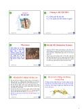 Bài giảng Động vật học và phân loại động vật: Chương 4 - Nguyễn Hữu Trí