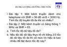 Bài giảng môn học Truyền số liệu: Chương 2 (phần 2) - CĐ Kỹ thuật Cao Thắng