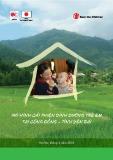 Mô hình cải thiện dinh dưỡng trẻ em tại cộng đồng tỉnh Yên Bái