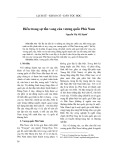 Biển trong sự tồn vong của vương quốc Phù Nam