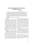 Hôn nhân của người Thái: Từ nhận thức đến hành vi ứng xử