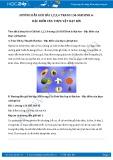 Hướng dẫn giải bài 1,2,3,4 trang 136 SGK Sinh học 6