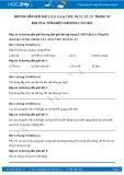 Hướng dẫn giải bài 1,2,3,4,5,6,7,8,9,10,11,12,13 trang 53 SGK Vật lý 6