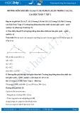 Hướng dẫn giải bài 15,16,17,18,19 trang 114 SGK Hình học 7 tập 1