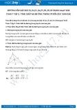 Hướng dẫn giải bài 23,24 trang 66 SGK Hình học 7 tập 2