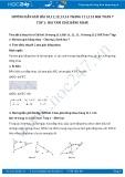 Hướng dẫn giải bài 10 trang 111 SGK Hình học 7 tập 1