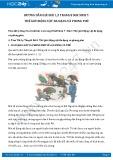 Hướng dẫn giải bài 1,2 trang 8 SGK Sinh học 7