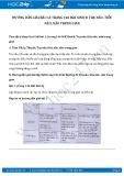 Hướng dẫn giải bài 1,2 trang 146 SGK Sinh 8