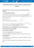 Hướng dẫn giải bài 1,2,3,4,5,6,7,8 trang 37,38 SGK Hóa 8