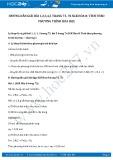 Hướng dẫn giải bài 1,2,3,4,5 trang 75,76 SGK Hóa 8
