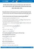 Hướng dẫn giải bài 43,44,45,46 trang 20,21 SGK Toán lớp 8 tập 1
