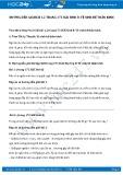 Hướng dẫn giải bài 1,2 trang 173 SGK Sinh 8