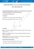 Hướng dẫn giải bài 11,12,13,14,15 trang 74,75 SGK Toán 8 tập 1