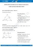Hướng dẫn và giải bài 32,33,34 trang 83 Toán 8 tập 1