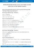 Hướng dẫn giải bài 38,39,40,41,42,43 trang 53 SGK Đại số 8 tập 2