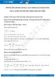 Hướng dẫn giải bài 29 trang 22 SGK Đại số 8 tập 2