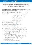 Hướng dẫn giải bài 50,51,52 trang 33 SGK Đại số 8 tập 2