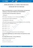 Hướng dẫn giải bài 1,2,3,4 trang 37 SGK Đại số 8 tập 2