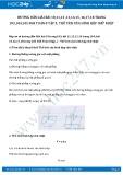 Hướng dẫn giải bài 10 trang 103 SGK Hình học 8 tập 2