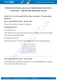 Hướng dẫn giải bài 41,42,43,44,45 trang 80 SGK Hình học 8 tập 2