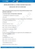 Hướng dẫn giải bài 5,6 trang 39 SGK Đại số 8 tập 2