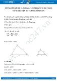Hướng dẫn giải bài 23 trang 71 SGK Hình học 8 tập 2