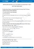 Hướng dẫn giải bài 15,16 trang 34 SGK Đại số 7 tập 2