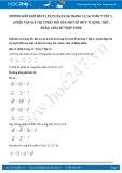 Hướng dẫn giải bài 21 trang 15 SGK Đại số 7 tập 1