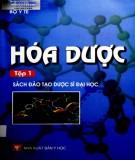 Giáo trình Hóa dược (Tập 1 - Sách đào tạo dược sỹ đại học): Phần 1
