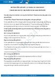 Hướng dẫn giải bài 1,2 trang 101 SGK Sinh học 9