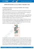 Hướng dẫn giải bài 1,2,3,4,5,6 trang 47 SGK Sinh học 9