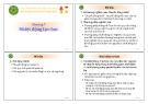 Bài giảng Chương 7: Nhiệt động lực học
