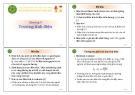 Bài giảng Chương 9: Trường tĩnh điện
