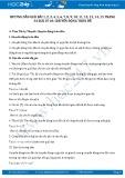 Hướng dẫn giải bài 1,2,3,4,5,6,7,8,9,10,11,12,13,14,15 trang 34 SGK Lý 10